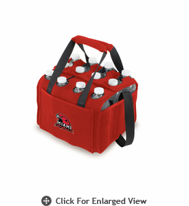 Picnic Time Beverage Buddy 12 Pack - Red Miami University Red Hawks