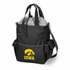 Picnic Time Black Activo University of Iowa Hawkeyes