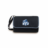 Picnic Time Blanket Tote - Black BYU Cougars