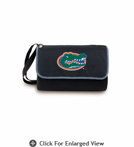 Picnic Time Blanket Tote - Black University of Florida Gators