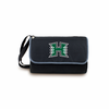 Picnic Time Blanket Tote - Black University of Hawaii Warriors