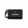 Picnic Time Blanket Tote - Black Vanderbilt University Commodores
