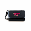 Picnic Time Blanket Tote - Black Virginia Tech Hokies