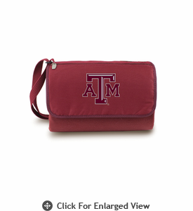 Picnic Time Blanket Tote - Burgundy Texas A & M Aggies