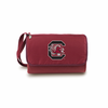 Picnic Time Blanket Tote - Burgundy University of South Carolina Gamecocks