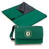 Picnic Time Blanket Tote - Hunter Green  Oakland Athletics