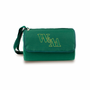 Picnic Time Blanket Tote - Hunter Green William & Mary