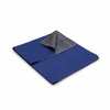 Picnic Time Blanket Tote - Navy Blue Boise State