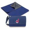 Picnic Time Blanket Tote - Navy Blue Cleveland Indians