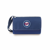 Picnic Time Blanket Tote - Navy Blue Minnesota Twins