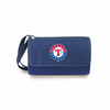 Picnic Time Blanket Tote - Navy Blue Texas Rangers