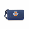 Picnic Time Blanket Tote - Navy Blue University of Illinois Fighting Illini