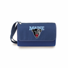 Picnic Time Blanket Tote - Navy Blue University of Maine Black Bears