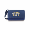Picnic Time Blanket Tote - Navy Blue University of Pittsburgh Panthers