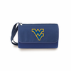 Picnic Time Blanket Tote - Navy Blue West Virginia University Mountaineers