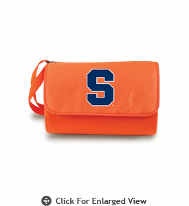 Picnic Time Blanket Tote - Orange Syracuse University Orange