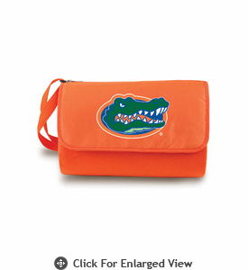 Picnic Time Blanket Tote - Orange University of Florida Gators
