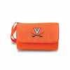 Picnic Time Blanket Tote - Orange University of Virginia Cavaliers