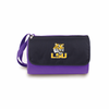 Picnic Time Blanket Tote - Purple LSU Tigers