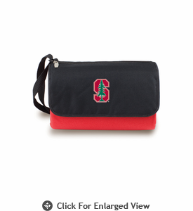 Picnic Time Blanket Tote - Red Stanford University Cardinal