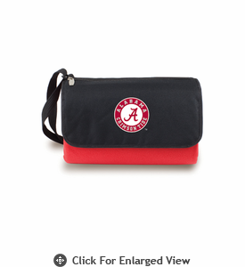 Picnic Time Blanket Tote - Red University of Alabama Crimson Tide