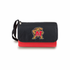 Picnic Time Blanket Tote - Red University of Maryland Terrapins