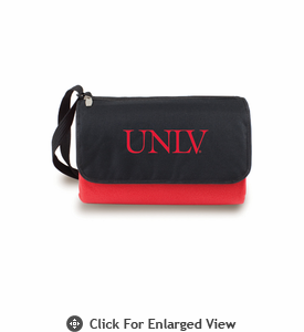 Picnic Time Blanket Tote - Red University of Nevada Las Vegas Rebels