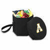 Picnic Time Bongo Cooler 12 Qt. Black Appalachian State Mountaineers
