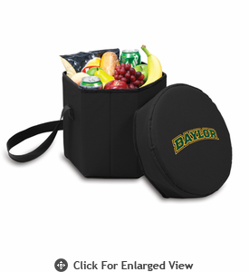 Picnic Time Bongo Cooler 12 Qt. Black Baylor University Bears