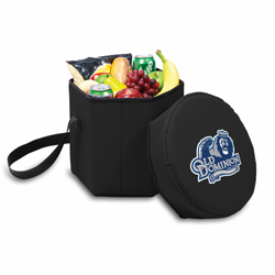Picnic Time Bongo Cooler 12 Qt. Black Old Dominion University Monarchs