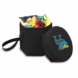 Picnic Time Bongo Cooler 12 Qt. Black University of Delaware Blue Hens