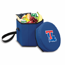 Picnic Time Bongo Cooler 12 Qt. Navy Blue Louisiana Tech University Bulldogs