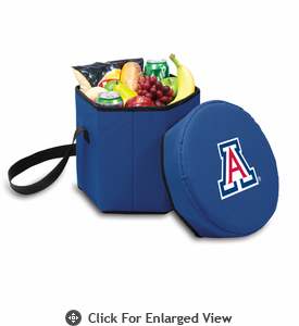 Picnic Time Bongo Cooler 12 Qt. Navy Blue University of Arizona Wildcats