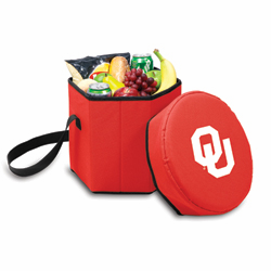 Picnic Time Bongo Cooler 12 Qt. Red University of Oklahoma Sooners