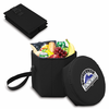 Picnic Time Bongo Cooler - Black Colorado Rockies