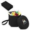 Picnic Time Bongo Cooler - Black Miami Marlins