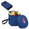 Picnic Time Bongo Cooler - Navy Blue Cleveland Indians