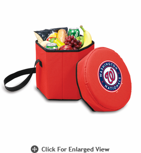 Picnic Time Bongo Cooler - Red Washington Nationals