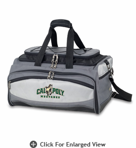 Picnic Time Buccaneer Digital Print Cal Poly Mustangs