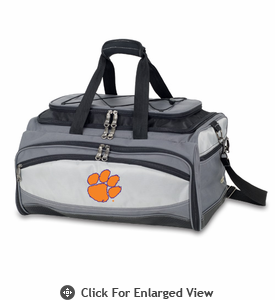 Picnic Time Buccaneer Digital Print Clemson University Tigers
