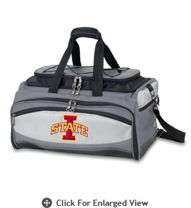 Picnic Time Buccaneer Digital Print Iowa State Cyclones
