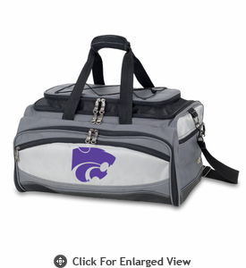 Picnic Time Buccaneer Digital Print Kansas State Wildcats