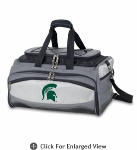 Picnic Time Buccaneer Digital Print Michigan State Spartans