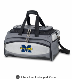 Picnic Time Buccaneer Digital Print University of Michigan Wolverines