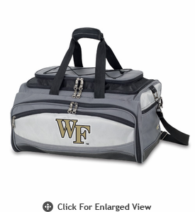Picnic Time Buccaneer Digital Print Wake Forest Demon Deacons