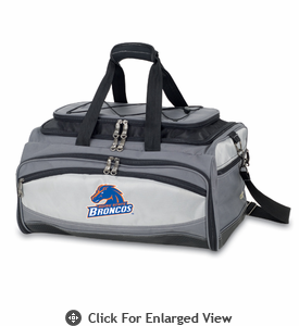 Picnic Time Buccaneer Embroidered Boise State Broncos
