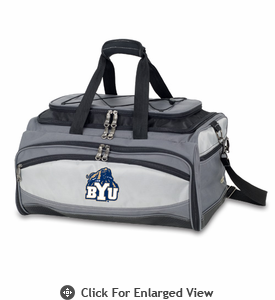 Picnic Time Buccaneer Embroidered BYU Cougars
