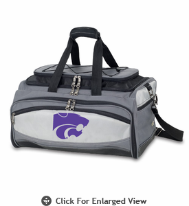 Picnic Time Buccaneer Embroidered Kansas State Wildcats