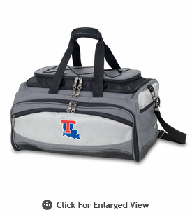 Picnic Time Buccaneer Embroidered Louisiana Tech Bulldogs