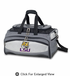 Picnic Time Buccaneer Embroidered LSU Tigers